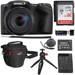 Canon PowerShot SX420 Digital Camera 42x Optical Zoom Wi-Fi