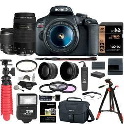 canon t6 rebel slr kit