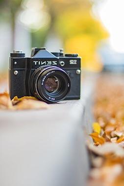 Home Comforts Canvas Print Camera Analog Camera Photography