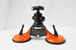 car suction cup stabilizer tripod mount