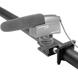 GyroVu Hot Shoe Carbon Fiber Mount for Mounting Microphones/