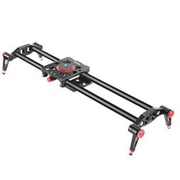Neewer 31.5 inches/80 Centimeters Carbon Fiber Camera Track