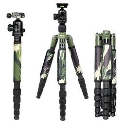 Andoer® 29MM Carbon Fiber Travel Tripod with Ball Head Came