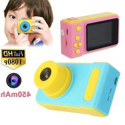 Cartoon 2 inch Small SLR Video 1080P Kids Toy Digital Cam Mi