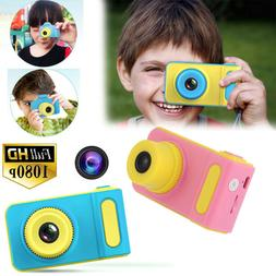 Cartoon 2 inch Video Small SLR Digital Cam Mini Children Cam
