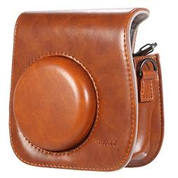 Andoer Camera Case Artificial Leather Single Shoulder Bag Co