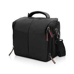 FOSOTO Camera Case Bag Compatible Nikon D3300 D3400 D5300 D5