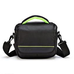 CAISON Camera Case Shoulder Bag for Mirrorless Camera Canon