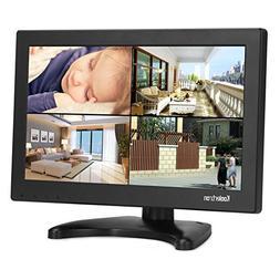 Koolertron 11.6 inch CCTV Monitor 1366768 768P 16:9 TFT LCD
