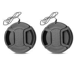 Generic Center Pinch Lens Cap For Canon Rebel 58MM T5I CANON