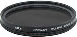 58MM Circular Polarizer  Filter For EOS Rebel T6, T6s, T6i,