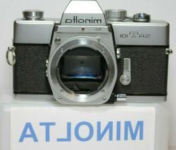 Clean Minolta SRT-101 Camera Body Please read full descripti