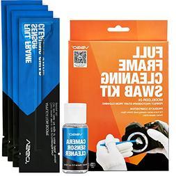 Professional Cleaning Kit for DSLR Cameras and Sensors Bundl