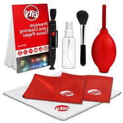 Circuit City 8 Piece Professional Cleaning Kit for DSLR, Mir