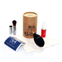 YINGNUOST Professional Cleaning Set for DSLR Cameras and Sen