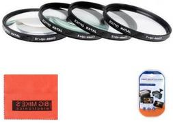 58mm Close-Up Filter Set  Magnification Kit for For Canon Di