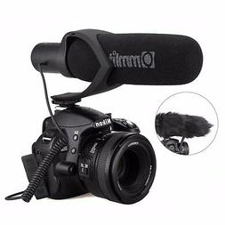 Commlite CVM-V30 CoMica Directional Condenser Shotgun Video