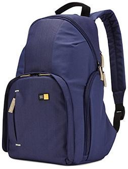 Case Logic Compact Backpack Bags, Indigo TBC-411