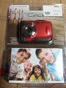 iON Cool-iCam 8MP Waterproof Digital Camera with 4x Digital