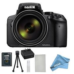 Nikon COOLPIX P900 SLR Camera with Bundle with Starter Kit,