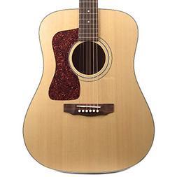 Guild D-40 Acoustic Guitar Natural