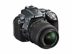 Brand New Nikon D5300 24.2MP Digital SLR Camera  w/18-55 VRI