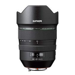 Pentax D HD FA 15-30mm f/2.8 ED SDM WR Lens