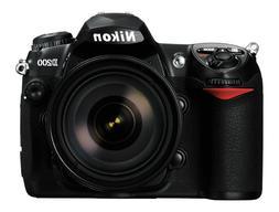 Nikon D200 10.2MP Digital SLR Camera with 18-70mm AF-S DX f/