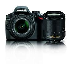 Nikon D3200 24.2 MP CMOS Digital SLR Camera with 18-55mm and