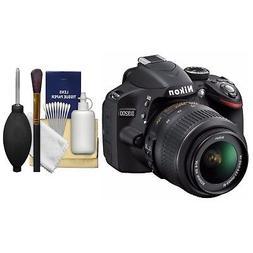 Nikon D3200 Digital SLR Camera Kit w/18-55mm AF-S VR DX Nikk