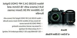Nikon D3200 DSLR Camera  NEW