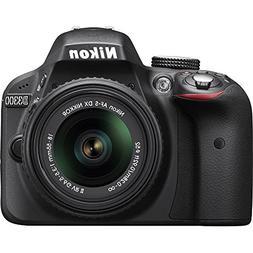 Nikon D3300 24.2 MP CMOS Digital SLR