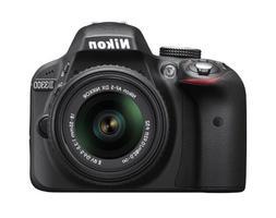Nikon D3300 24.2 MP Digital SLR Camera kit with 18-55mm f/3.