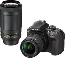 Nikon D3400 Digital Camera Kit with Nikkor 18-55mm AF-P VR a