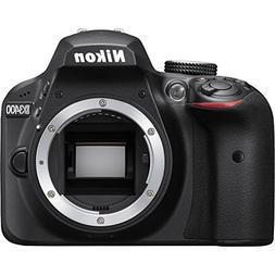 Nikon D3400 Digital SLR Camera Body  -