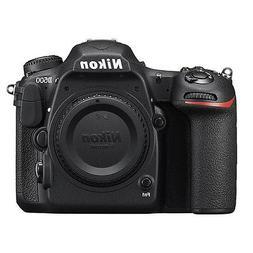 Nikon D500 20.9MP DX-Format CMOS Digital SLR Camera Body Bla