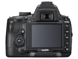 Nikon D5000 12.3 Megapixel Digital SLR Camera Body Only - 2.