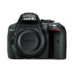 Nikon D5300 24.2 MP CMOS Digital SLR Camera w/ Built-in Wi-F