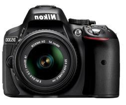 Nikon D5300 24.2MP 1080P DSLR Camera w/ Nikon 18-55mm VR f/3