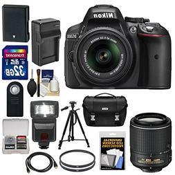Nikon D5300 Digital SLR Camera & 18-55mm G VR DX II Lens  wi