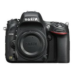 Nikon D610 Digital SLR Camera 24.3 MP CMOS FX-Format Body On