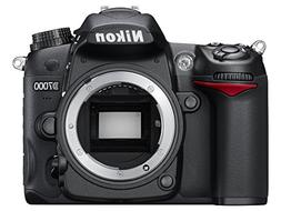Nikon D7000 16.2MP DSLR Camera with 3.0-Inch LCD