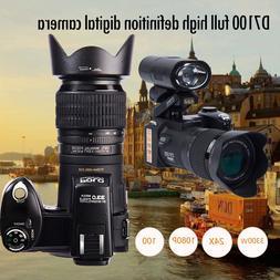PROTAX D7100 <font><b>Digital</b></font> <font><b>Camera</b>