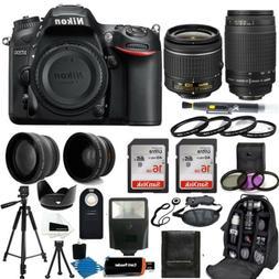 d7200 digital slr camera 18 55mm vr