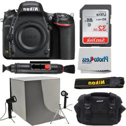 Nikon D750 Digital SLR Camera Body 24.3MP FX-format + Studio