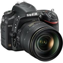 Nikon D750 DSLR Camera with 24-120mm Lens 1549
