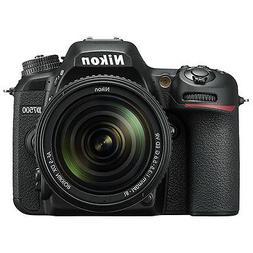 Nikon D7500 Digital SLR Camera 20.9 MP with 18-140mm VR AF-S