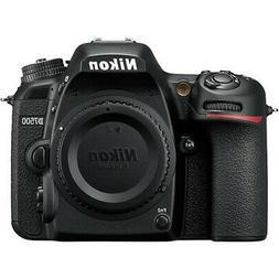 Nikon D7500 20.9MP 4K UHD DSLR Camera  1581