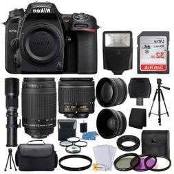 d7500 dslr camera 9 lens 18 55