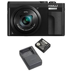 """Panasonic DC-ZS70 Lumix 20.3 MP, 4K Digital Camera, Touch 3"""""""